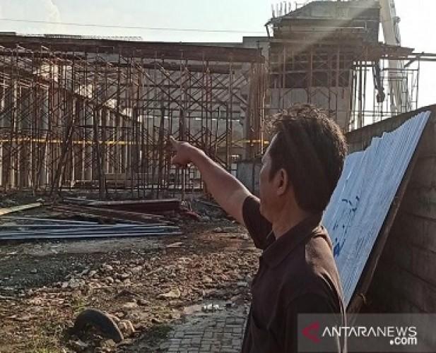 Konstruksi Tol Cibitung-Cilincing Ambruk Baru Berusia Dua Bulan