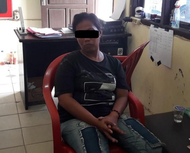 Konsumsi Sabu, IRT Residivis Asal Labuhan Maringgai Kembali Diciduk Polisi