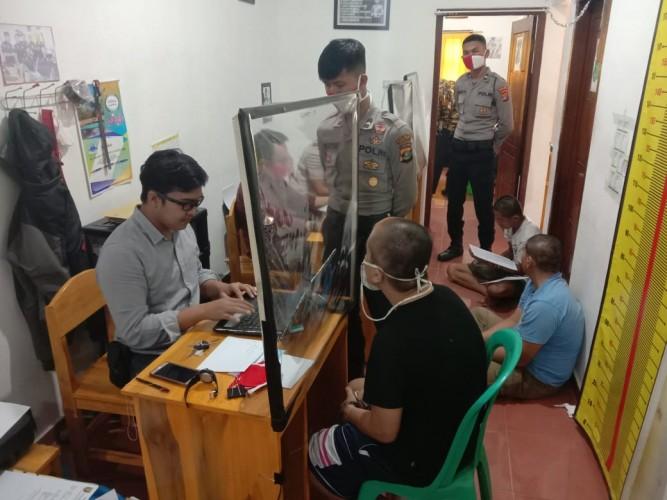 Konsumsi Sabu, Tiga Warga Pringsewu Ditangkap Polisi