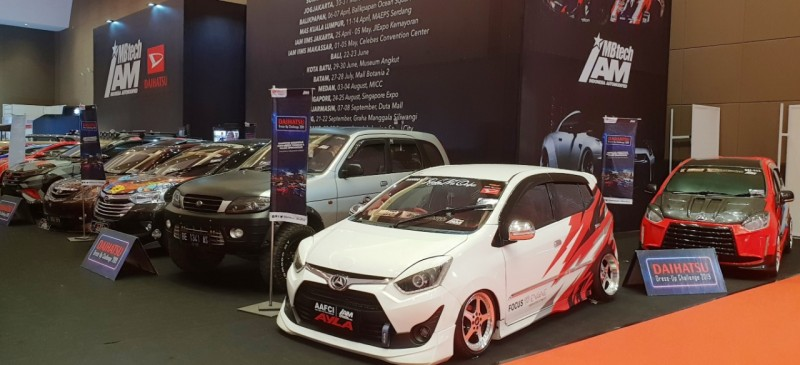 Kontes Daihatsu Dress Up Challenge 2019 Hadir di Jakarta