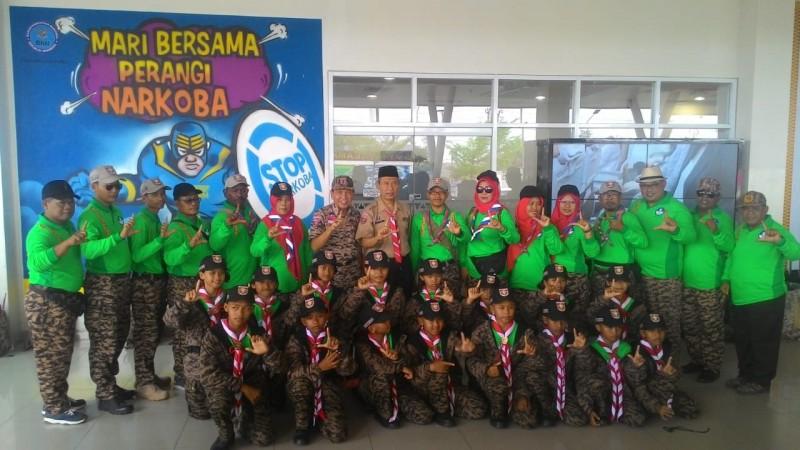 Kontingen Kwarda Lampung Raih Prestasi Gemilang di Tingkat Nasional