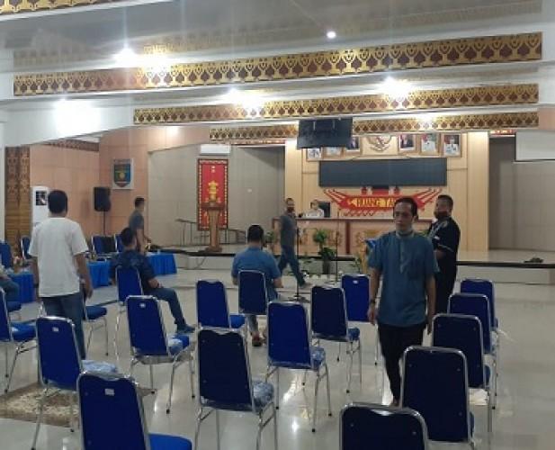 Koordinasi Internal Menjadi Tugas Pertama Lekok sebagai Sekkab Lampura