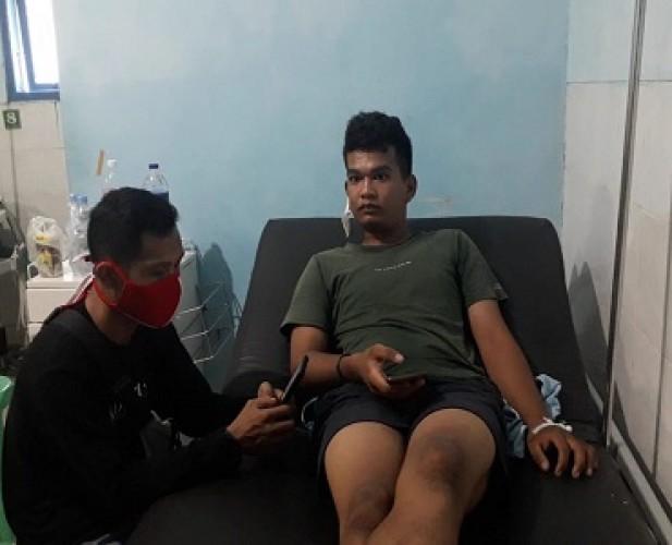 Korban Belum Lapor, Polres Tetap Selidik Penembakan di Kotabaru