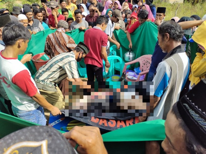 Korban Hanyut Terseret Ombak di Pesisir Barat Ditemukan