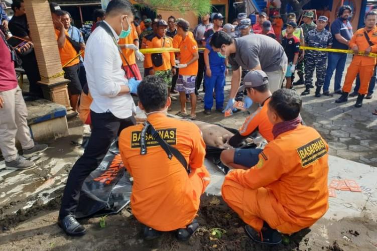 Korban Hilang Terseret Ombak Pantai Ditemukan