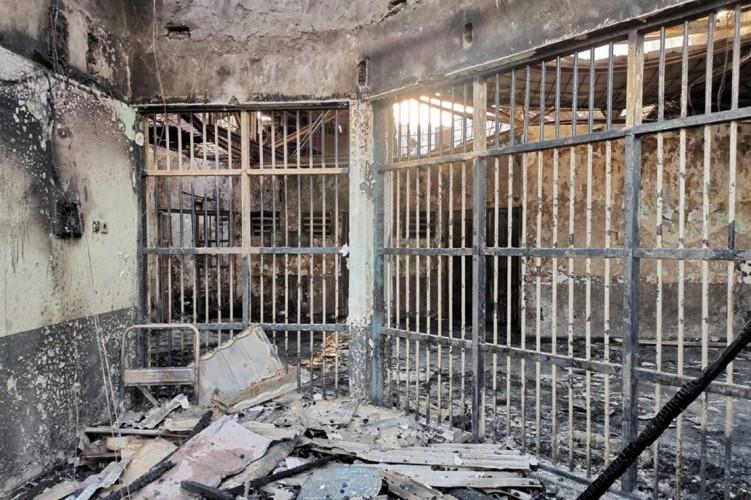 Korban Kebakaran di Lapas Tangerang Jadi 44 Napi
