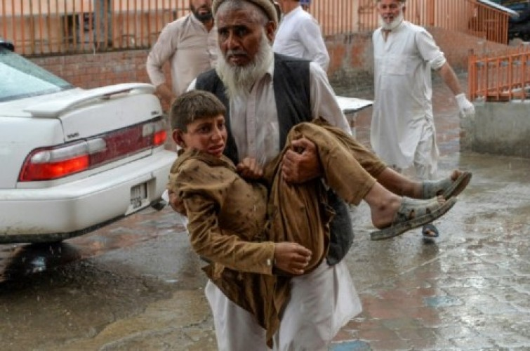 Korban Ledakan di Masjid Afghanistan Jadi 73 Orang