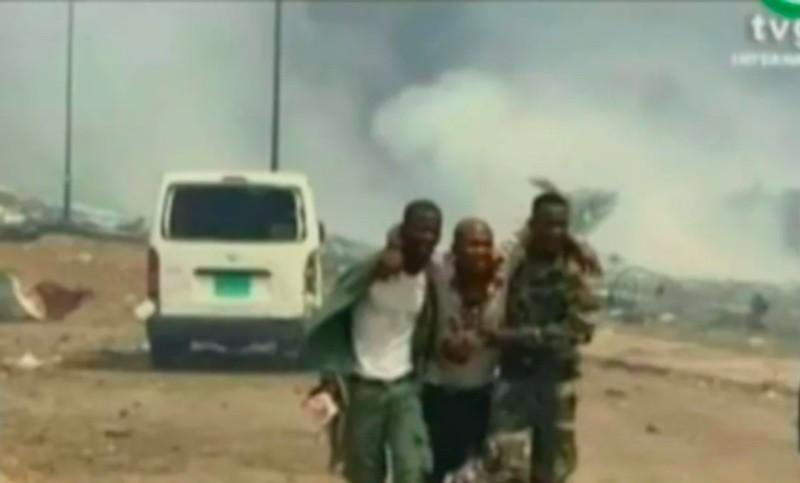 Korban Ledakan Guinea Khatulistiwa Bertambah Jadi 98 Orang