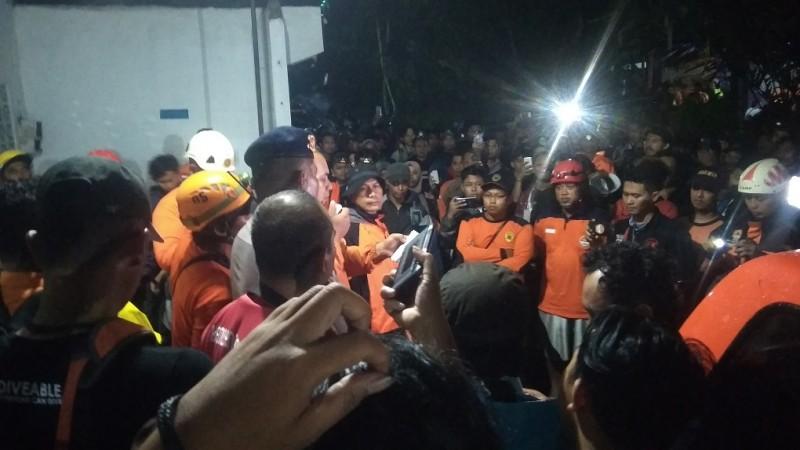 Korban Meninggal SMPN 1 Turi Menjadi tujuh Orang