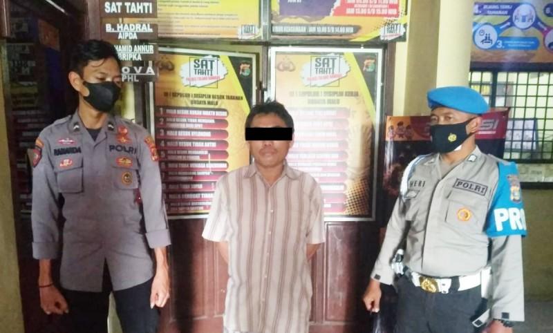 Korban Rudapaksa di Tulangbawang Selamat usai Pukul Pelaku dengan Pelepah Sawit