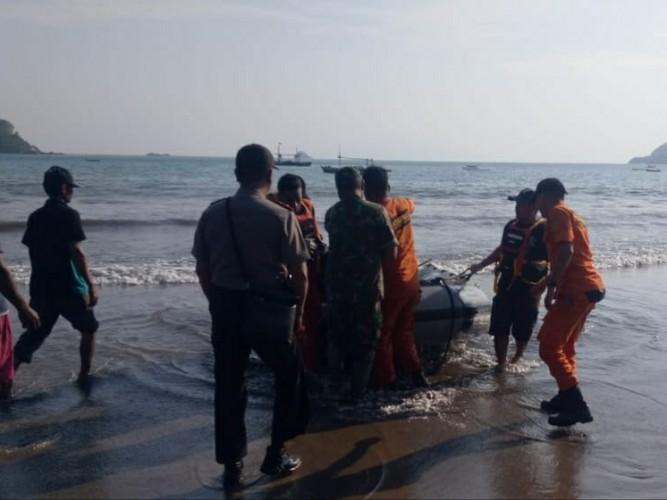 Korban Tenggelam Ditemukan 3 Kilometer dari Lokasi Kejadian