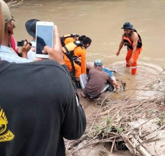 Korban Tenggelam Riyan Widuri Akhirnya Ditemukan