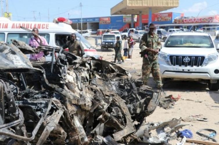 Korban Tewas Bom Somalia Melonjak Nyaris 80 Orang