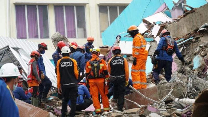 Korban Tewas Gempa Sulbar Bertambah Jadi 84 Orang