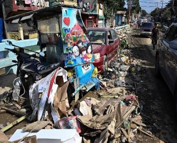 Korban Tewas Topan Vamco di Filipina Terus Bertambah