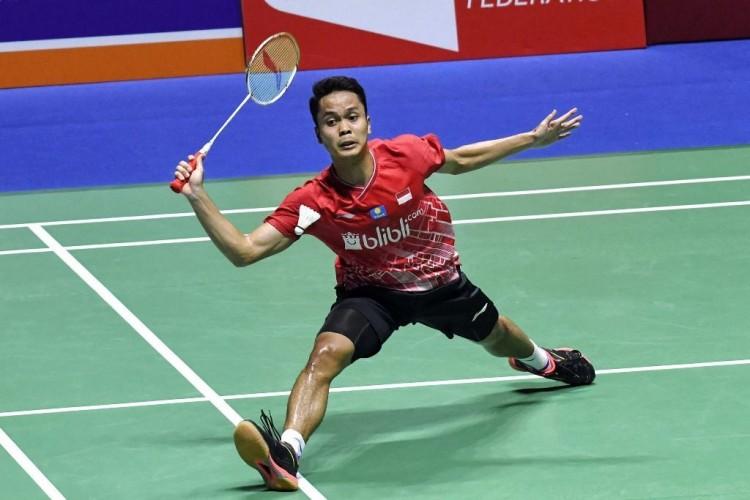 Korea Open 2019: Indonesia Kalahkan Thailand