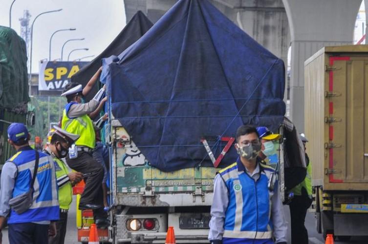 Korlantas: Langgar Larangan Mudik, 39 Ribu Kendaraan Putar Balik