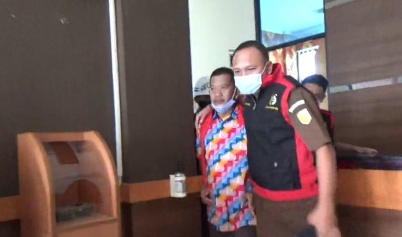 Korupsi ADD, Kepala Pekon Ditahan Kejari Tanggamus