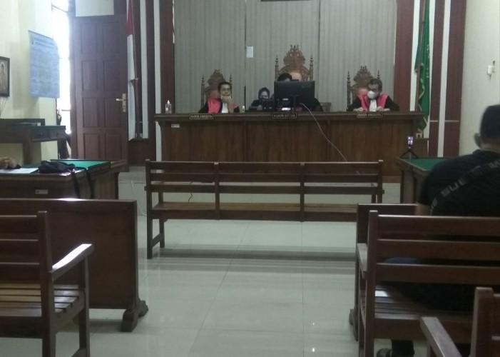 Korupsi Beras, Mantan Kakam di Way Kanan Divonis 4 Tahun Penjara