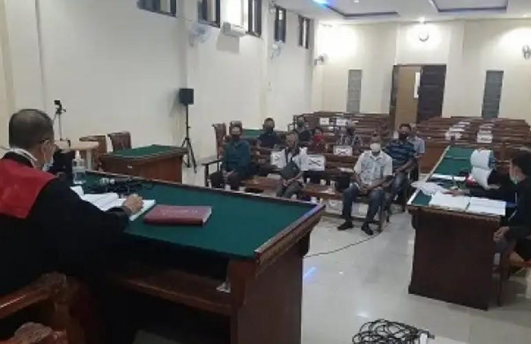 Korupsi Dana Desa, Kades Talang Jembatan Divonis 57 Bulan Penjara