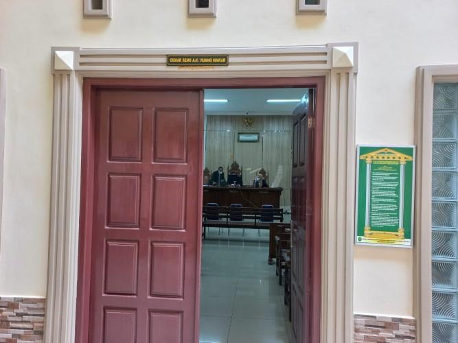 Korupsi Dana Desa, Kepala Kampung Labuhan Jaya Way Kanan Divonis 4 Tahun Penjara