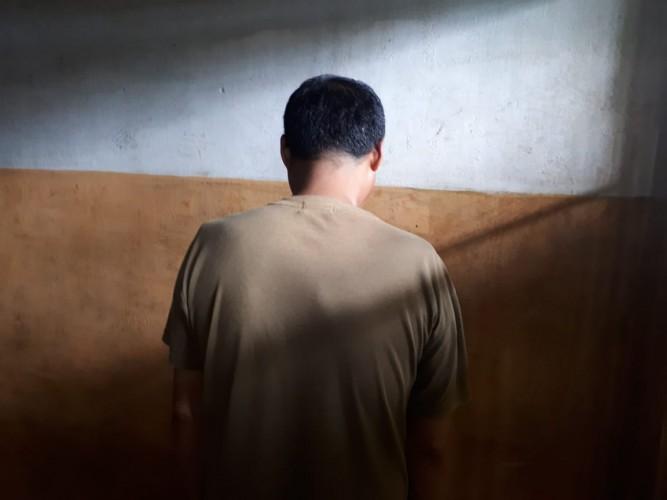 Korupsi, Kepala Kampung Menanga Jaya Diringkus Polisi