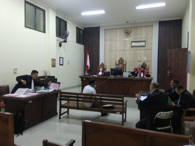 Korupsi Ketua Gapoktan Dituntut 6 Tahun Penjara