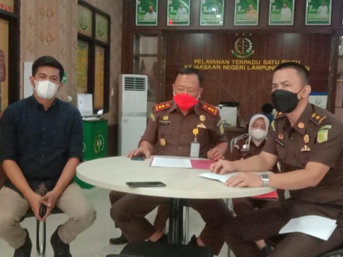 Korupsi Proyek Lampu Jalan Lamsel Jerat 2 Tersangka