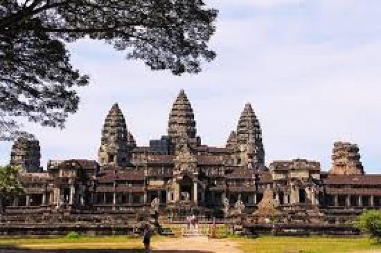 Kota Kuno di Hutan