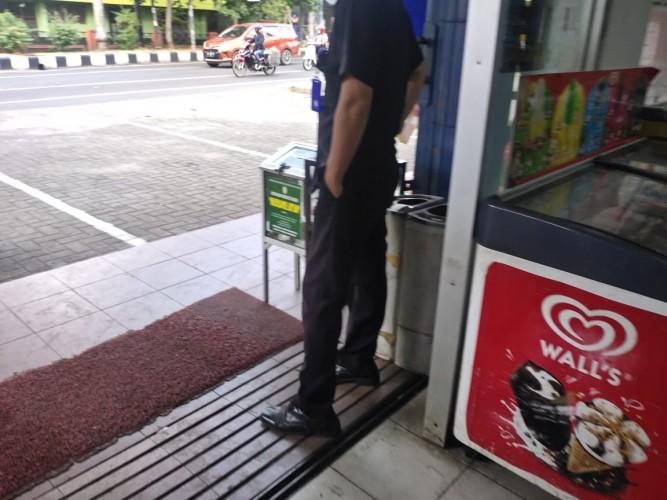 Kotak Amal LAZ ABA Mulai Hilang di Minimarket