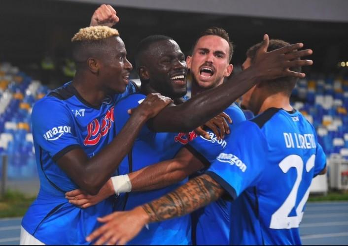 Koulibaly Tuai Pujian Usai Napoli Unggul 2-1 atas Juventus