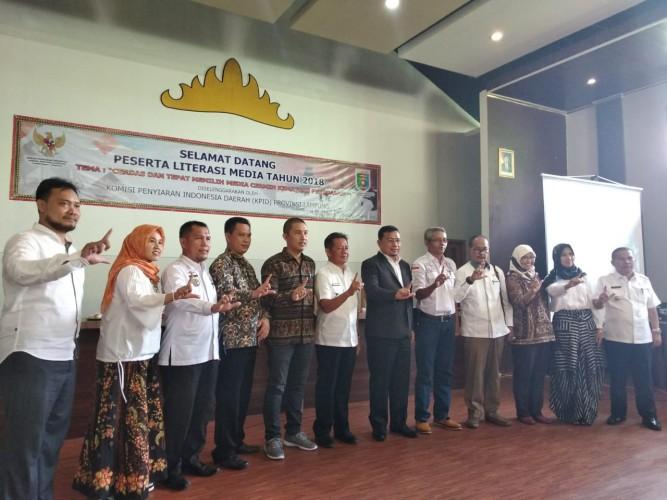 KPID Lampung Gelar Acara Literasi Media