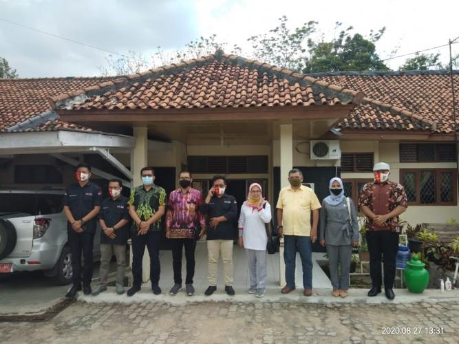 KPID Lampung Sambangi KPU Way Kanan