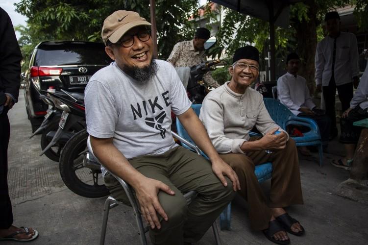 KPK Berharap Otak Penyerangan Novel Terungkap Pascarekonstruksi