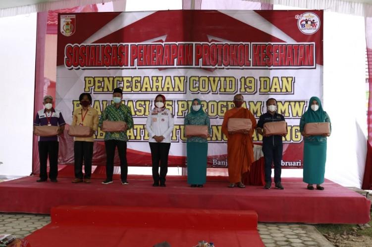 KPK Beri Rp8,5 Miliar untuk Pemkab Tuba