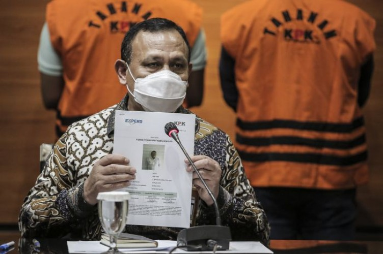 KPK Bidik Wakil Ketua DPR Azis Syamsuddin