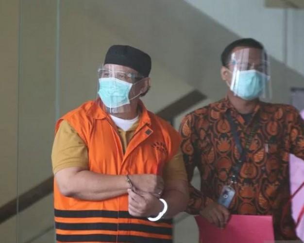 KPK Cecar Nanang Soal Peran Tersangka Suap Proyek Dinas PUPR