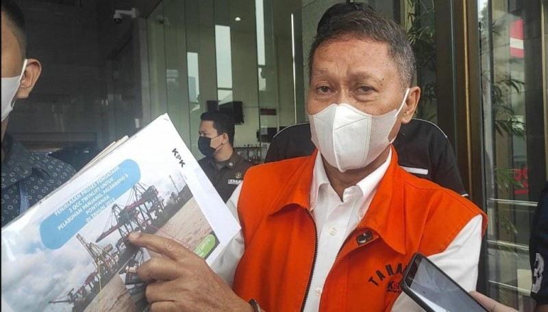 KPK Dalami Rangkap Jabatan RJ Lino