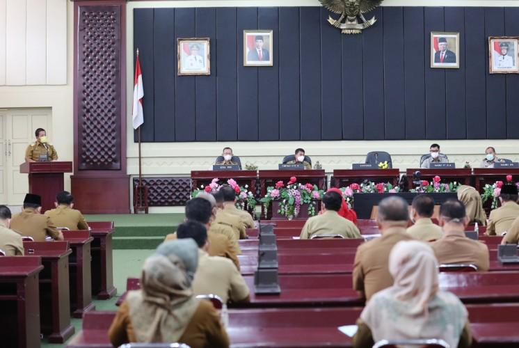 KPK dan Pemprov Lakukan Pencegahan Korupsi Terintegrasi