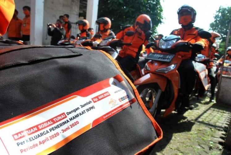 KPK Desak Kepala Daerah Tindaklanjuti Keluhan Bansos