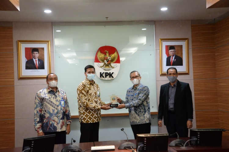 KPK Dukung Penuh Penyelenggaraan Program Jamsostek