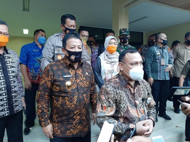 KPK Jamin Pilkada Serentak BebasPolitik Uang