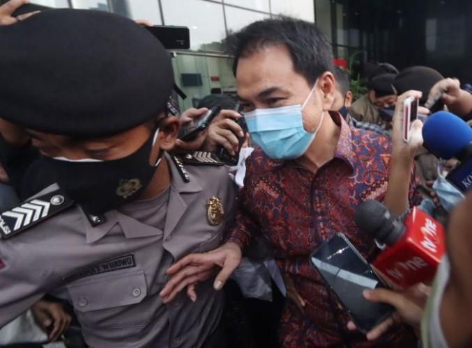 KPK Janji Tuntaskan Kasus Calo DAK Lampung Tengah