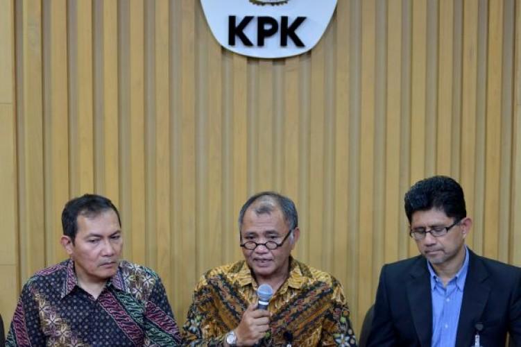 KPK Lepaskan Ketua dan Wakil Ketua PN Medan