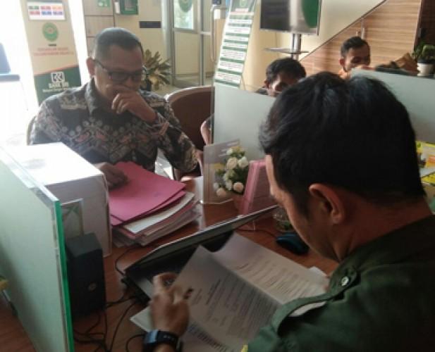 KPK Limpahkan Berkas Kasus Fee Proyek Lampura ke PN Tanjungkarang