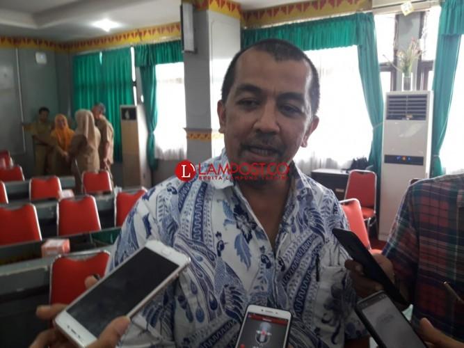 KPK: Pemkot Bandar Lampung Baru Capai 26% untuk Pendapatan dan Hutang Pajak