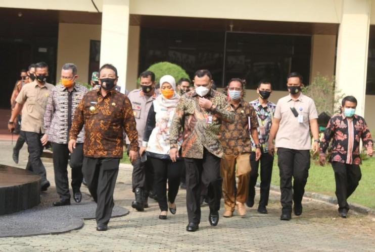 KPK-Pemprov Lampung Sinergi Berantas Korupsi