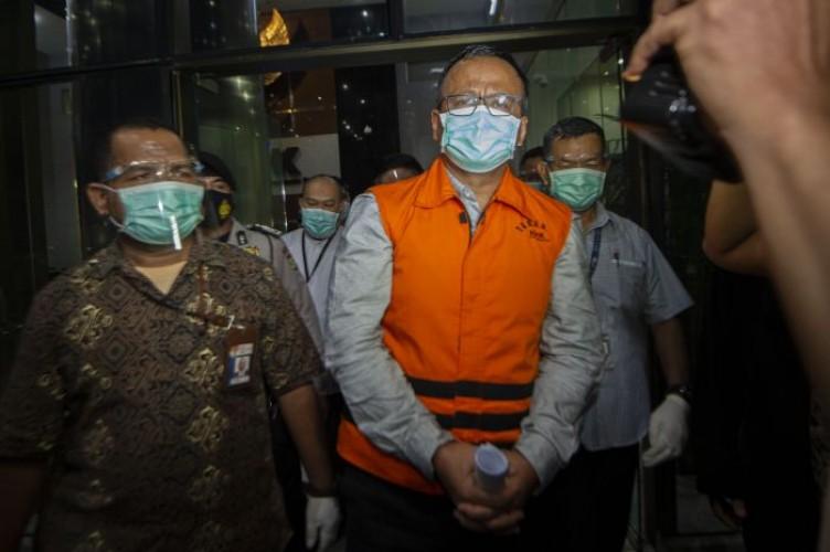 KPK Periksa Dua Sespri Edhy Prabowo