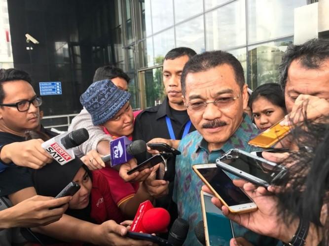 KPK Periksa Lagi Gamawan Fauzi