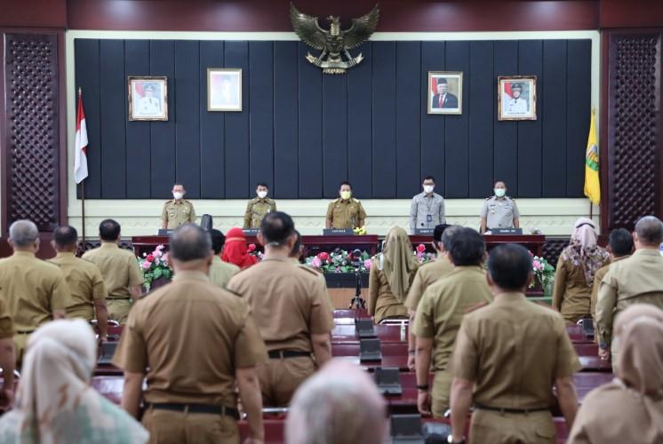 KPK Petakan Delapan Area Intervensi Cegah Korupsi di Lampung
